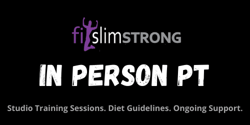 in person personal training